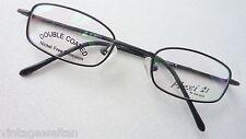 ZeaOptik Kinderbrille schwarz rechteckig unisex Jungen Mädchen stabil Federbügel