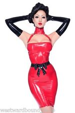 R1710 Latex Succumb Dress  *Shown** 12 UK WESTWARD BOUND £190 *ONE ONLY*