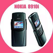 ORIGINAL Nokia 8910i Black Titanium 100% Unlocked Cellular Phone GSM DualBand 99