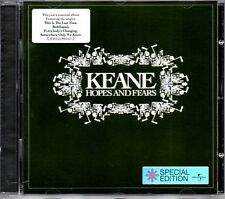 Keane - Hopes And Fears Special Edition 12 Tracks CD Eccellente