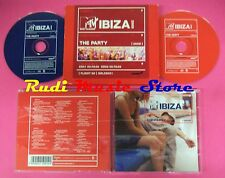 CD MTV Ibiza 2000 The Party Compilation BOB SINCLAIR DARUDE no mc dvd vhs(C39)