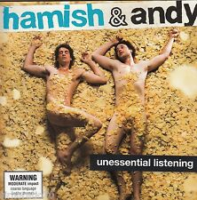 HAMISH & ANDY Unessential Listening OZ 2 CD set