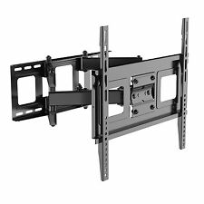 Full Motion Swivel LED LCD Ultra HD TV Wall Mount Bracket 32 37 39 40 42 47 50