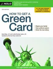 How to Get a Green Card, Nicolas Lewis Attorney, Loida, Bray J.D., Ilona, New Bo