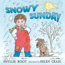 Snowy Sunday (Brand New Hardcover) Phyllis Root