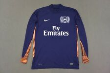 GUNNERS 2011-2012 nike Arsenal GK Goal Keepers Shirt SIZE XL (adults)