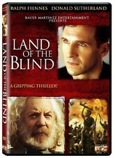 DVD - Action - Land of the Blind - Ralph Fiennes - Donald Sutherland - Edwards