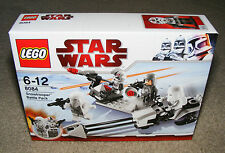 STAR WARS LEGO 8084 SNOW TROOPER BATTLE PACK BRAND NEW SEALED