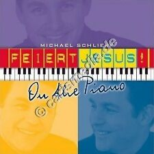 CD: FEIERT JESUS! On The Piano 1 *NEU* - Lobpreis
