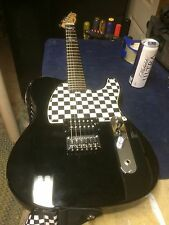 Avril Lavigne Squire Telecaster with Hard Case NICE!!