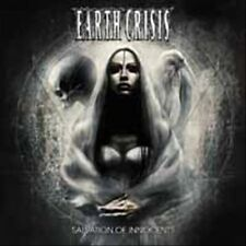 EARTH CRISIS Salvation of Innocents colored vinyl Ltd. Edition 180 gram gatefold