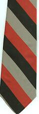 Regimental Tie Polyester Stripe Leicestershire Regiment