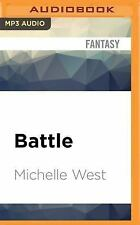The House War: Battle 5 by Michelle West (2016, MP3 CD, Unabridged)