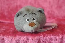Disney Store Authentic Jungle Book Baloo Mini Tsum Tsum 3.5''