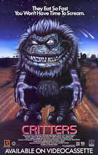 CRITTERS Movie POSTER 11x17 C Dee Wallace Stone M. Emmet Walsh Billy Green Bush