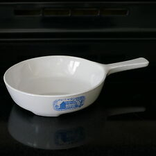 """Vintage Corning Ware MW-83-B Colonial House 6½"""" Microwave Browning Pan Skillet"""