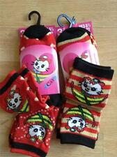 ** 6 X BABY GIRLS CUTE CAT  ANKLE SOCKS  0-2.5 NEW **