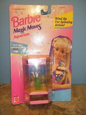 BARBIE MAGIC MOVES WIND UP AQUARIUM  *NEW*