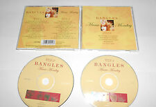 2 CD Bangles - Manic Monday 24.Tracks 2001 Walk like an Egyptian ... 10/15