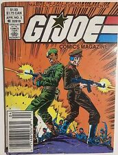G.I. JOE #3 (1987) Marvel Comics digest VG+