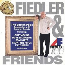 Fiedler & Friends by Arthur Fiedler (Conductor) (CD, Nov-1994, RCA Victor)