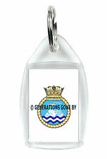 HMS ENDURANCE KEY RING (ACRYLIC)