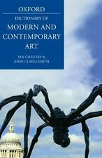 A Dictionary of Modern and Contemporary Art-ExLibrary