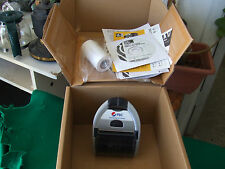 Zebra MZ 320 Mobile Thermal Printer with CD Driver and Label Open box