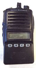 Vertex VX-354-AG7B-5 Portable Hand Held Radio @Sri2