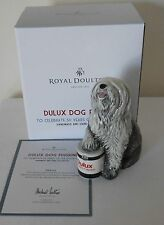 Royal Doulton Dulux Dog Figurine BNIB With Cert