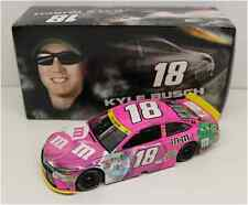 NASCAR  KYLE BUSCH #18 PAINT IT PINK  M&MS  1/24 DIECAST CAR IN STOCK
