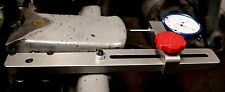 "9"" SOUTH BEND LATHE X AXIS CROSS SLIDE AGD DIAL INDICATOR MOUNT DIGITAL READOUT"