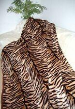 Kuscheldecke WohndeckeTagesdecke Tiger 160 x 200