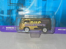Johnny Lightning Y2K Millennium Bus Diecast Car Volkswagen