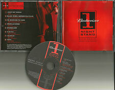 BUDWEISER PROMO CD w/ N.E.R.D. Sparklehorse 30 SECONDS TO MARS Jimmy Eat World