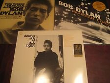 BOB DYLAN ANOTHER SIDE MODERN TIMES 180 GRAM 1ST & A CHANGIN CHRISTMAS SPECIAL