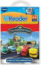 VTech - V.Reader Software - Chuggington Babysitter Brewster reading 3-5 years