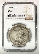 1877 S Trade Dollar NGC XF40 ***Rev Tye's Coin Stache*** #2006227