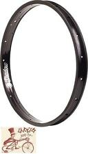 "SHADOW CONSPIRACY CORVUS 36H BLACK 20"" X 1.75"" BMX BICYCLE RIM"