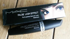 2 PCS New False Lash Effect Mascara  Instant Volume Black MAC Make up Q#