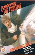 The Fugitive (2002) Harrison Ford, Tommy Lee Jones, Sela Ward UK REGION 2 DVD