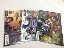 FUSION #1-3 (TOP COW/Marvel/1114337) COMIC BOOK COMPLETE SET  LOT OF 3