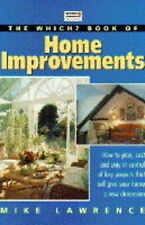 """""""Which?"""" Book of Home Improvements (""""Which?"""" Consumer Guides),VERYGOOD Book"""