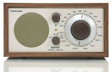 Tivoli Model One BT - Bluetooth AM/FM Radio - Walnut/Beige