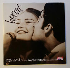 Evening Standard - Heart - Promo CD (1 of 2) - Tested - Eternal, Real Thing