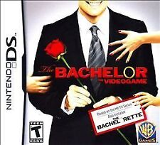BRAND NEW THE BACHELOR GAME FOR NINTENDO DS RATED T FOR TEEN FREE US SHIPPING