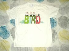T Shirt Family Guy Bird White Large L