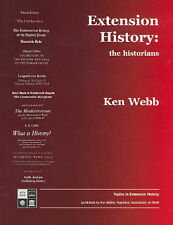 Extension History: The Historians by Ken Webb (Paperback, 2005)