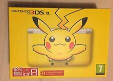 Nintendo 3DS XL Pikachu - NEW / NEUVE - VERY RARE - MINT