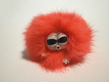 Harry Potter movie prop replica - Pygmy puff kit with fur dark pink